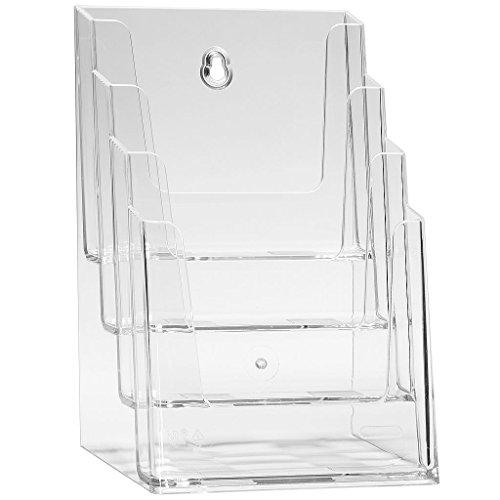 porte-brochure-din-a5-porte-brochure-stand-de-table-avec-4-etages-transparent