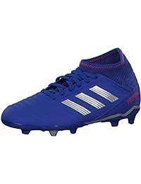 new product aa613 2d038 adidas Predator 19.3 Fg J, Scarpe da Calcio Unisex – Bambini