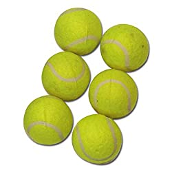 Genuine Quality Tennis Ball Set Of 6 Piece