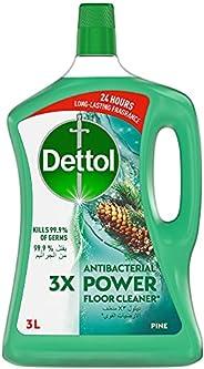 منظف ديتول للأرض برائحة الصنوبر 3 لتر