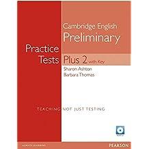 Pet practise tests plus. Student's book. With key. Per le Scuole superiori: Pet practise tests plus. Student's book. With key and Access Code. Per le Scuole superiori: 2
