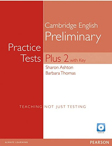 Pet practise tests plus. Student's book. With key. Per le Scuole superiori: Practice Tests Plus 2 Students' Book with Key and Access Code