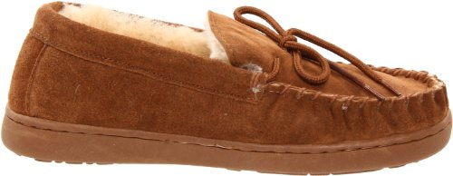 Bearpaw Moc Ii, Chaussons femme Marron (Hickory)
