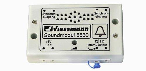 """Viessmann 5560"""" Soundmodul Kirchenglocken Fahrzeug"""