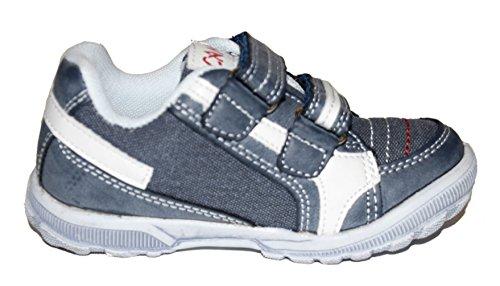 TMY stylische und trendige Sneaker für Jungen in Grau, Gr. 25-36 Grau