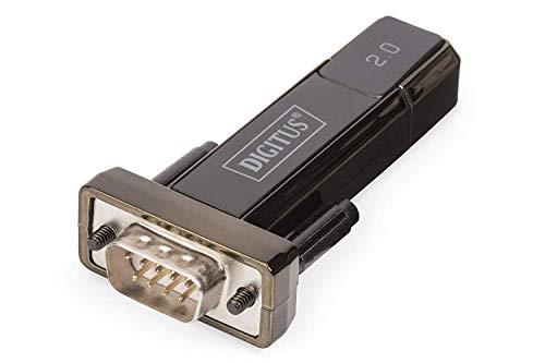 Digitus DA-70156 - Adaptador USB 2.0 a Serial