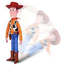 Lansay- Toy Story 4-Incroyable Woody, 64431, Multicolore