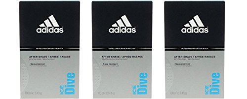 adidas Basic Line Ice Dive After Shave, 3*100 ml -
