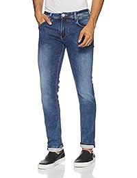 Indigo Nation Men's Skinny Fit Jeans