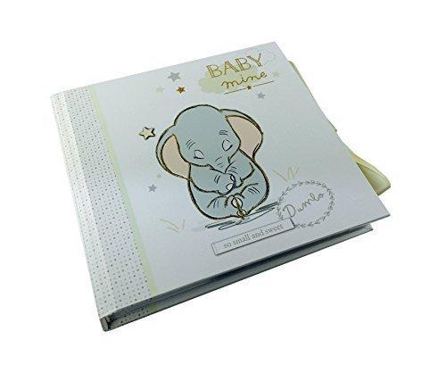 Album photo bébé Disney Dumbo dans une boîte