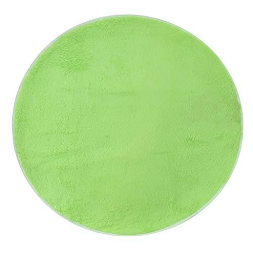 FLAMEER Soft Plüsch Kinderteppich Teppich Spielmatte Spielteppich Zeltteppich Matte für...