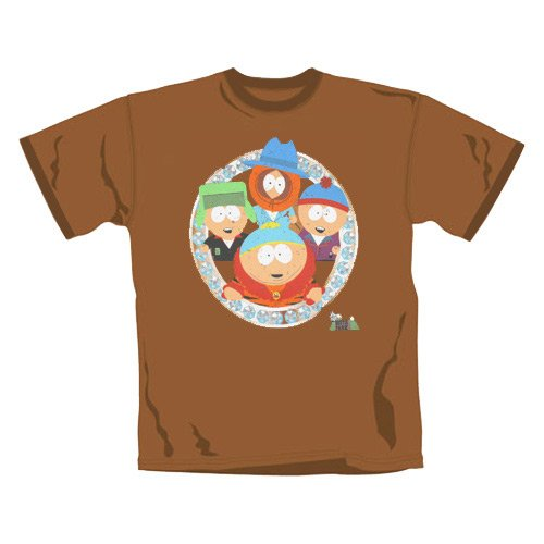 Preisvergleich Produktbild South Park - Girl Shirt Emblem (in S)
