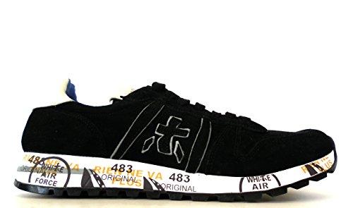 Sneaker Premiata Eric 1679 Nero