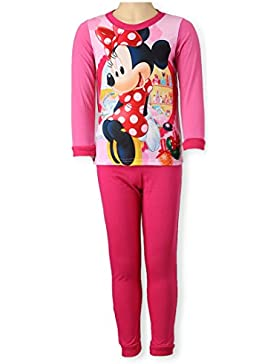 Minnie Maus Pyjama Schlafanzug l