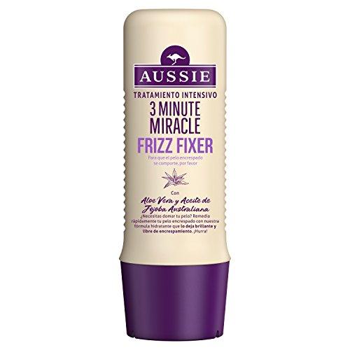 Aussie 3Minute Miracle- Intensive Behandlung Frizz Remedy für rebellisches und krauses Haar- - Aceite Jojoba De