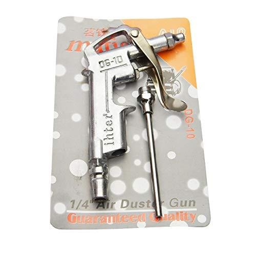 MXECO DG-10 Pistola de aire comprimido Pistola limpiador de gatillo Compresor Soplador de polvo Boquilla...