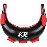Oshide 5-20KG Power Bag Cuero Duradero Vacío para Entrenamiento de Fuerza Fitness Ejercicio Boxeo Sandbag
