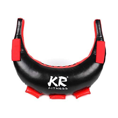 Rubyu 5-20KG Boxsack, PU Leder Durable Empty Boxing Sandsack, für Kinder und Erwachsene ab 5 Jahren, für Krafttraining Fitness Training