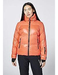 d947c81cb17d0e Chiemsee Damen Ultraleicht mit Modischer Steppung Jacke