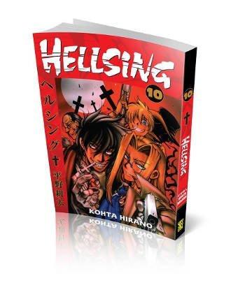 Hellsing 10.cilt