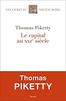 Le Capital au XXIe siècle (LIV.NV.MONDE) von [Piketty, Thomas]