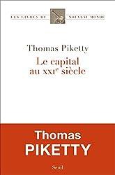 Le Capital au XXIe siècle (Les Livres du Nouveau Monde) (French Edition)