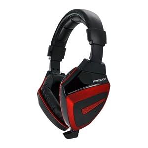 TekNmotion Intruder Gaming Headset für Tablets, Smartphones, PC und Mac