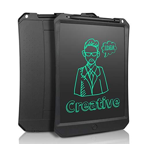 NEWYES Tablette d'Ecriture LCD Robot, 10.5 Pouces de Longueur, Différentes Couleurs(Noir)
