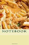 NOTEBOOK - Penne Pasta