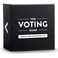 Player Ten The Voting Game - The Adult Party Game About Your Friends [Versión en Inglés]