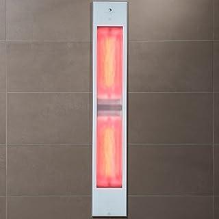ARTVION Sunshower Infrarotstrahler für Dusche, Wasserdicht, eingebaute Steuerung, Infrarotwärme & UV-LICHT, die Sonne in Ihr Zuhause, (IR: 2 x 750 W)
