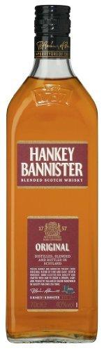 Hankey Bannister Blended Scotch Whisky  (1 x 0.7 l)