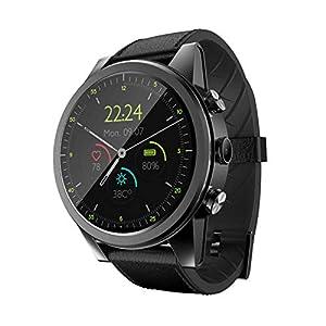 posicionamiento masivo: YWYU La Moda Reloj Inteligente Bluetooth Monitor de Ritmo cardíaco Rastreador de...