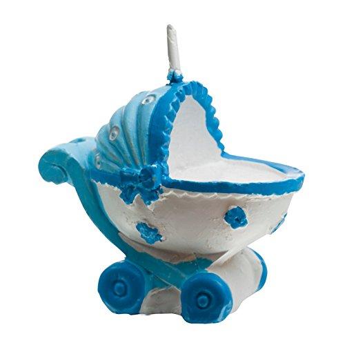 DIGE n27yw74/b - Une Bougie landau bleu