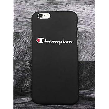 iphone 6 coque champion noir