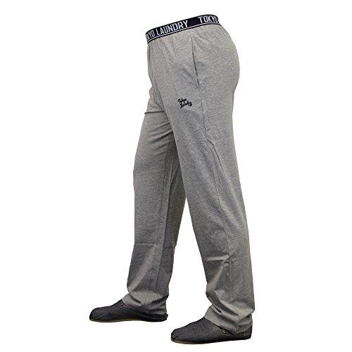 Pigiama Da Uomo Pantaloni By Tokyo Laundry Grigio - 1Q7737
