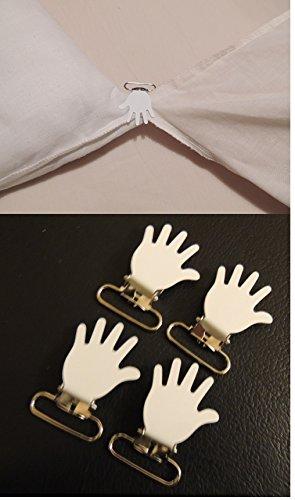 strong-metal-copripiumino-grippers-holders-comforter-clips-foglio-ganci-metallo-colore-hold-tight-tu