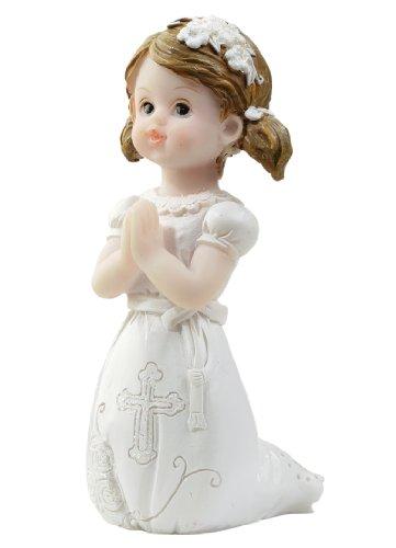 Kommunion/Konfirmation Mädchen knieend 8,5 cm
