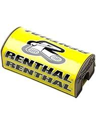 Asas de espuma Renthal Fat amarillo, amarillo, talla única