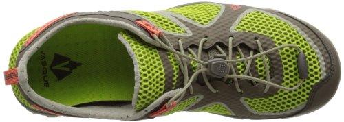 Vasque Lotic Synthétique Chaussure de Course Lime Green-Hot Coral