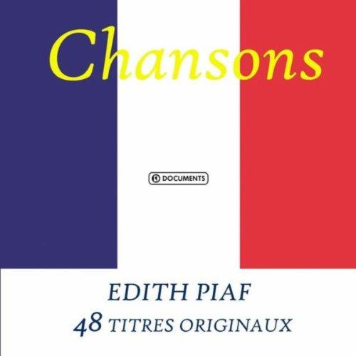 Edith Piaf - 48 Titres Originaux
