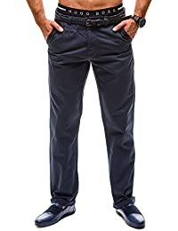 BOLF – CHINOS – Pantalons pour hommes - GLO STORY 6189 - Homme