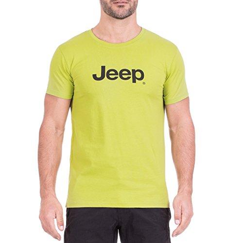 Jeep Logo J8S-Camiseta de