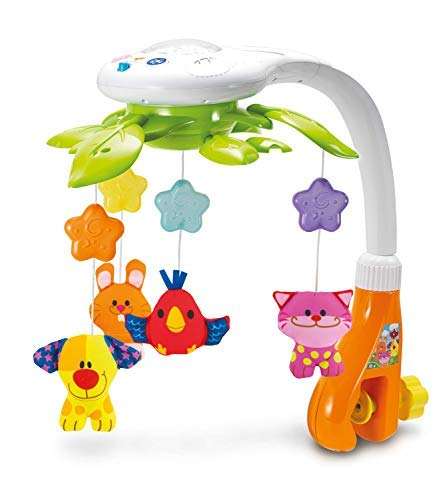 Winfun Chiens et chats Dream Mobile, Multi Couleur