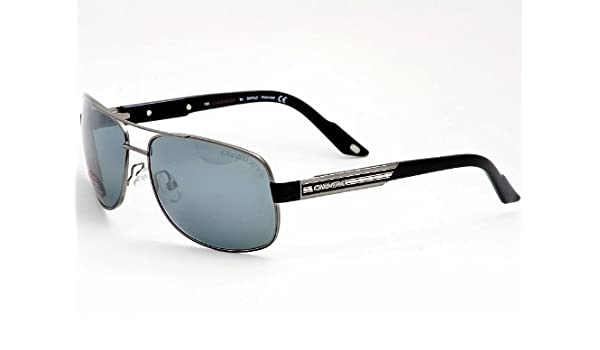 31acae0f5233 CARRERA XCEDE Sunglasses 7007/S BGLP Ruthenium Black 62MM: Amazon.co.uk:  Clothing