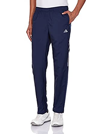 adidas Men's Plain Track Pants (4055341527217_AH9763_X-Small_Blue)