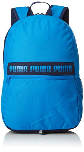 Puma Phase Backpack II Rucksack, Indigo Bunting, OSFA (Kinder Puma Rucksack)