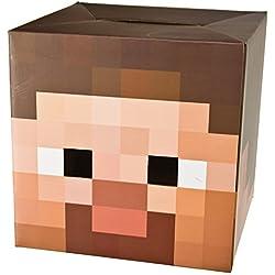 Minecraft Cartón Cabeza