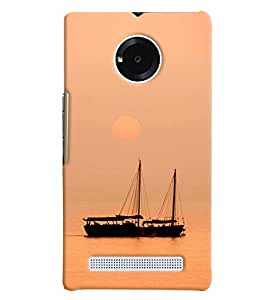 Expert Deal Best Quality 3D Printed Hard Designer Back Cover For Micromax Yu Yuphoria