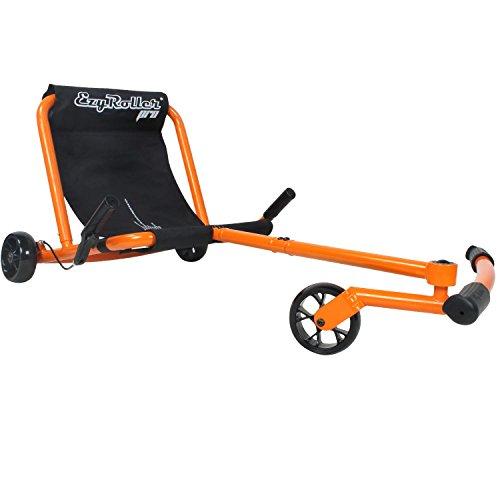 Ezy Roller Pro Fun Fahrzeug Dreirad für Jugendliche und Erwachsene ezyroller, Farbe:orange
